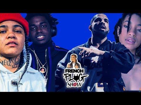 Kodak Black Veut Coucher Avec Young MA, Drake Invite Hamza Et Kalash Sur Scène