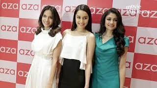 Shraddha Kapoor At The Preview Of Designer Ankita Choksey's Wayfarer Collection