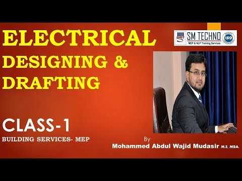 SM TECHNO ELECTRICAL DESIGNING & DRAFTING DEMO