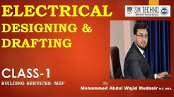 ELECTRICAL DESIGNING & DRAFTING DEMO