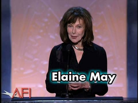 Elaine May Salutes Albert Einstein's Cousin - Mike Nichols - at the AFI Life Achievement Award