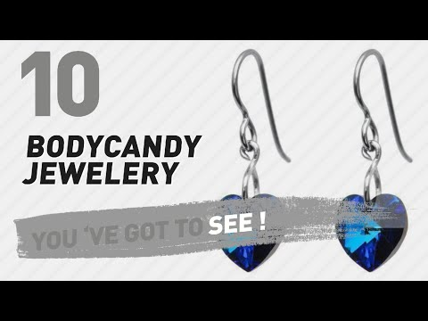 Bodycandy Jewelery Collection For Women // UK New & Popular 2017