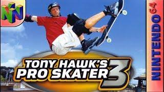 Longplay of Tony Hawk