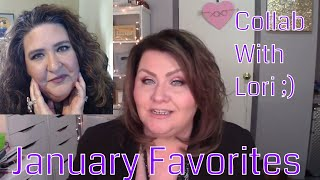 January Favorites,Makeup,Nails....Collab w/ All That Beauty With Lori | Trish Oliver | BeautyByTrish