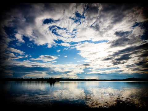 july - blue blue sky
