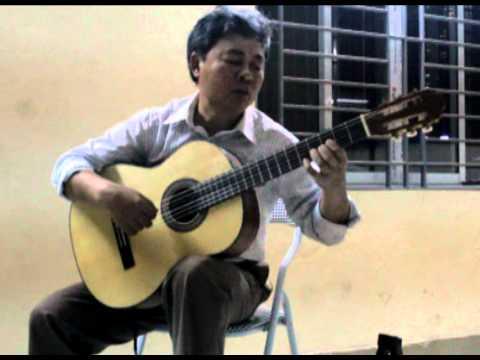 Phiên chợ Ba Tư (guitar)-Trần Đoàn