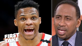Stephen A. is worried the Rockets will mess up a Lakers vs. Clippers conference finals | First Take