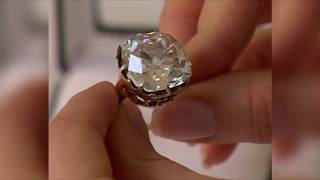 Эта женщина долгие годы носила кольцо за $13! А спустя 30 лет она узнала его секрет!