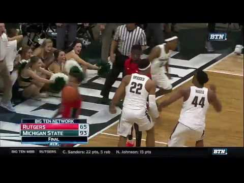 Rutgers at Michigan State - Men