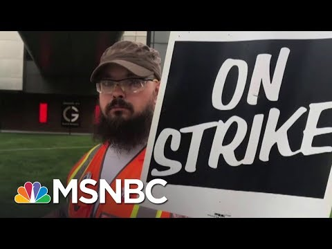 Why Couldn't United Auto Workers Union Come To Deal With GM? | MSNBC