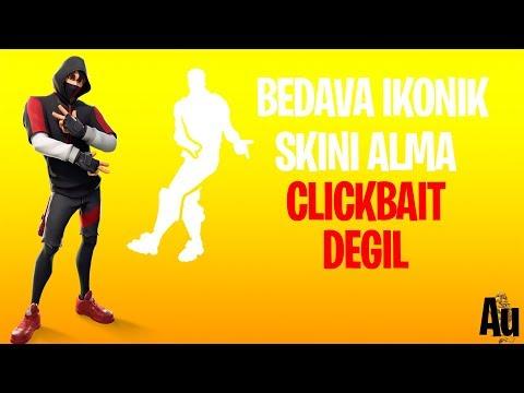 FORTNİTE BEDAVA S10 SKİNİ ALMA (Fortnite İkonik)