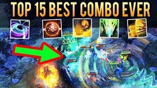 Top 15 Best Combo in Dota 2 History