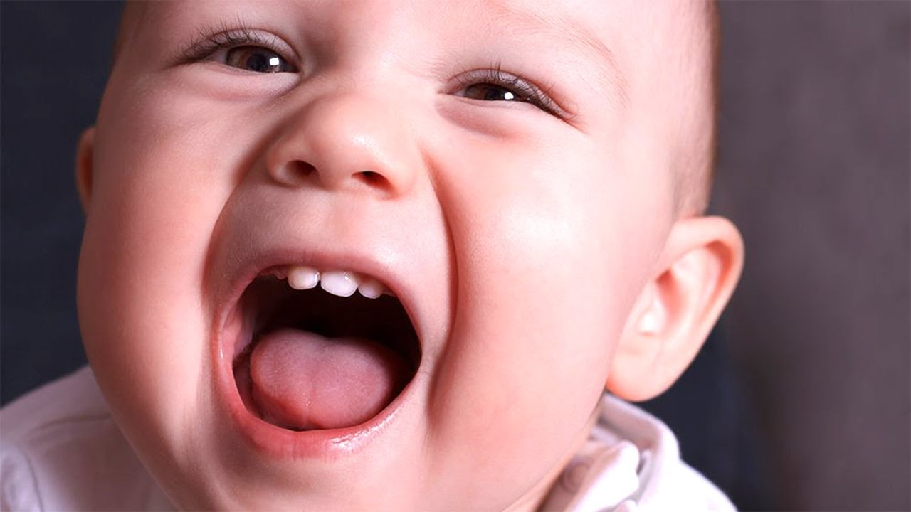 What Do Babies Laugh