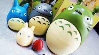 となりのトトロのマトリョーシカはちいさくてカワイイ My Neighbor Totoro となりのトトロ 検索動画 20