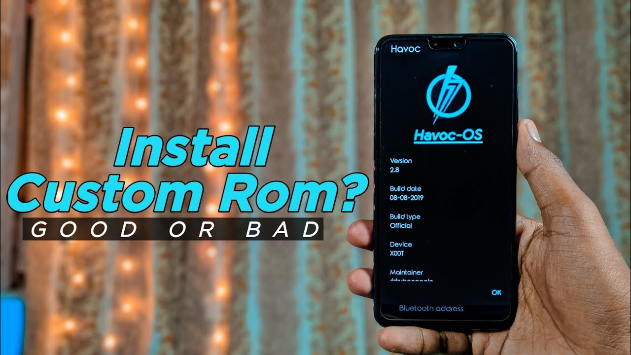 Should You Install Custom Rom in Max Pro M2 and Max Pro M1? | Advantages  and Disadvantages