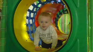 Indoor Playground Song | Fanny Timur Nursery Rhymes Kids Songs