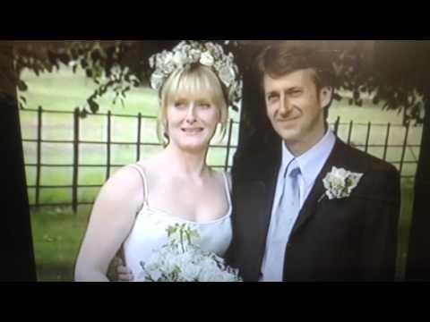 Sarah Lancashire Wedding 2001