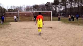 Luis granados penalti