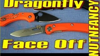 Dragonfly Faceoff: Spyderco Squares Up [Spyderco Dragonfly 2 review]