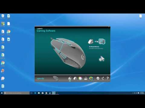 How To Setup Auto Click Macro For Logitech Mice
