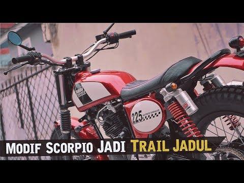 Modifikasi Motor Trail Retro Free Mp3 Download Free Mp3 Download