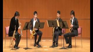 Rhapsody in Blue / George Gershwin (中村均一編)