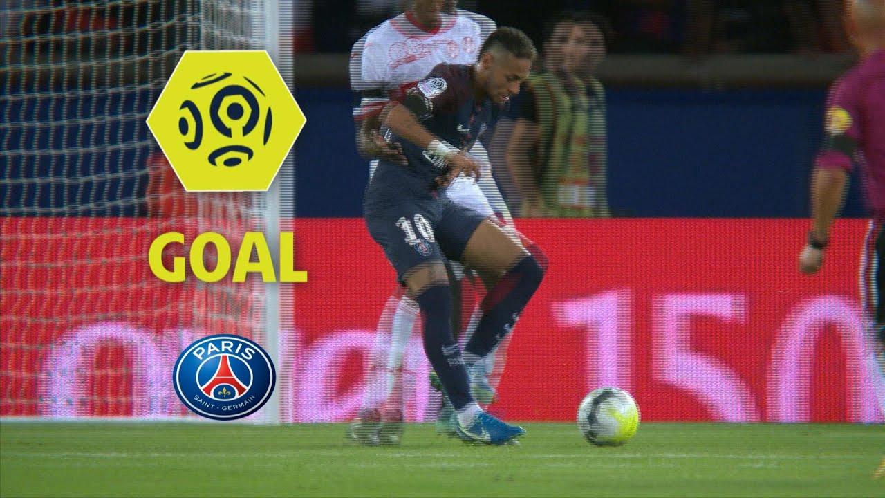Download Goal NEYMAR JR (90') / Paris Saint-Germain - Toulouse FC (6-2) / 2017-18