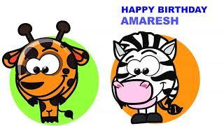 Amaresh   Children & Infantiles - Happy Birthday