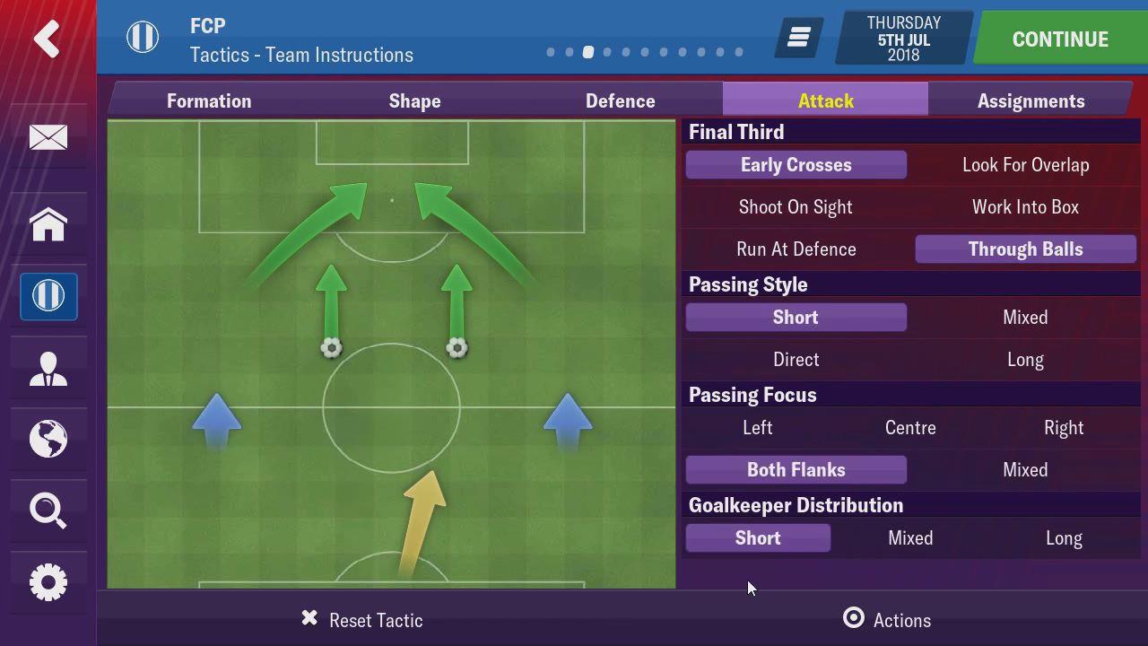 <b>Football</b> <b>Manager</b> <b>2019</b> <b>Mobile</b> for iPhone/iPad <b>Reviews</b> - Metacritic