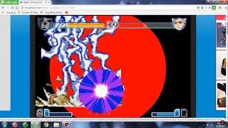 Chơi Bleach vs Naruto 2.6: Chọn nhân vật Sasuke
