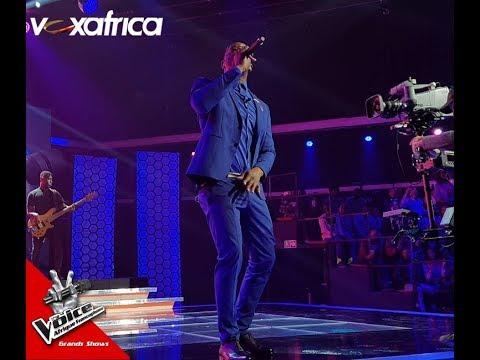 """Coach Singuila """" Faut pas me toucher """" l Grande Finale l The Voice Afrique 2018"""