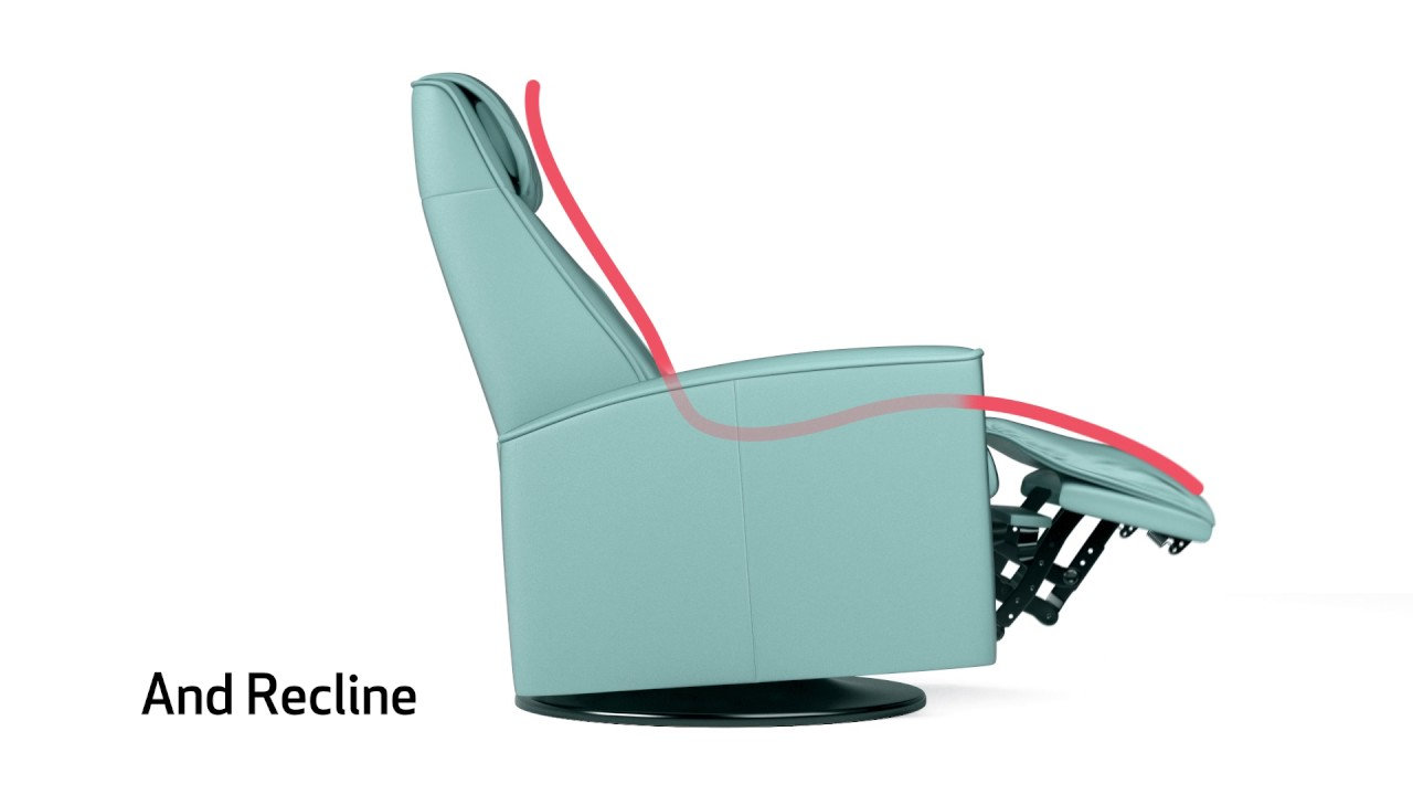 Divani Relaxer Chair Fjords Relax Collection