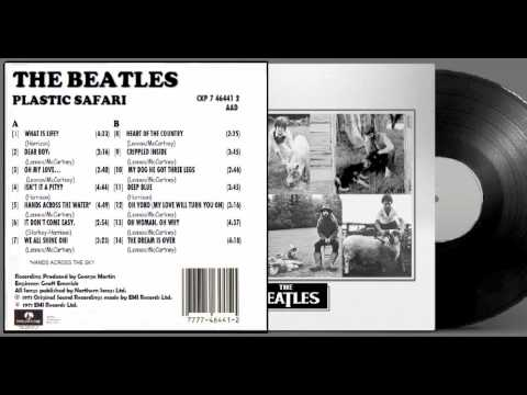 The Beatles - Plastic Safari (Full Album) 1971