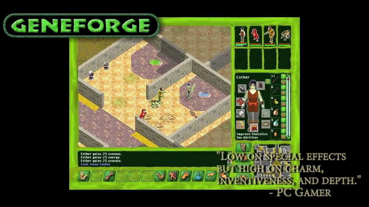 geneforge 1 walkthrough