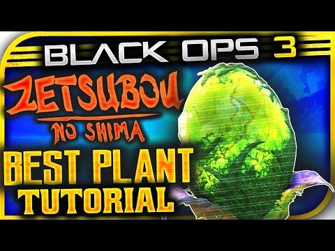 "IMPRINT DNA PLANT GUIDE ""ZETSUBOU NO SHIMA"" PERMA-PERKS EASTER EGG GUIDE! KEEP ALL PERKS/GUNS PLANT!"