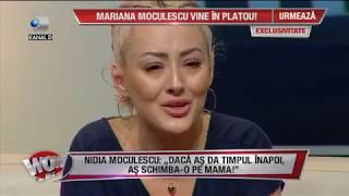 WOWBIZ (11.07.2018) - Nidia Moculescu, in lacrimi: