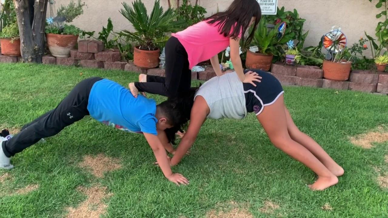 Triple M Yoga Challenge Youtube