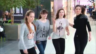 "Съемка клипа для канала СТС к сериалу ""КУХНЯ""! Школа танцев Trinity Dance Studio Rostov!"