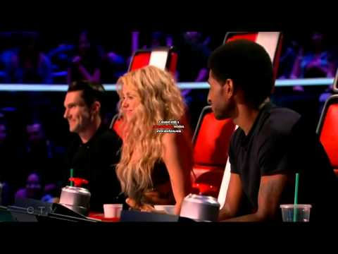 Do Not Mess With Shakira - The Voice
