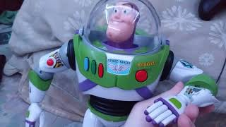 Toy Story Collection: Buzz Lightyear Space Ranger Mode All Phrases and Sounds