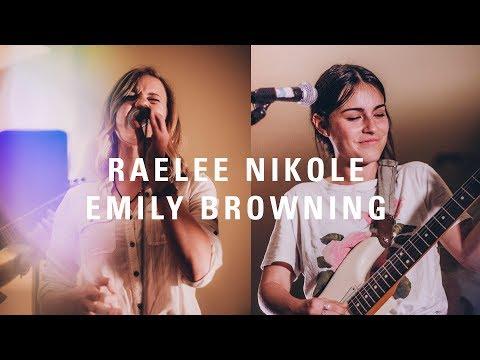 Raelee Nikole & Emily C. Browning   PickUp Show