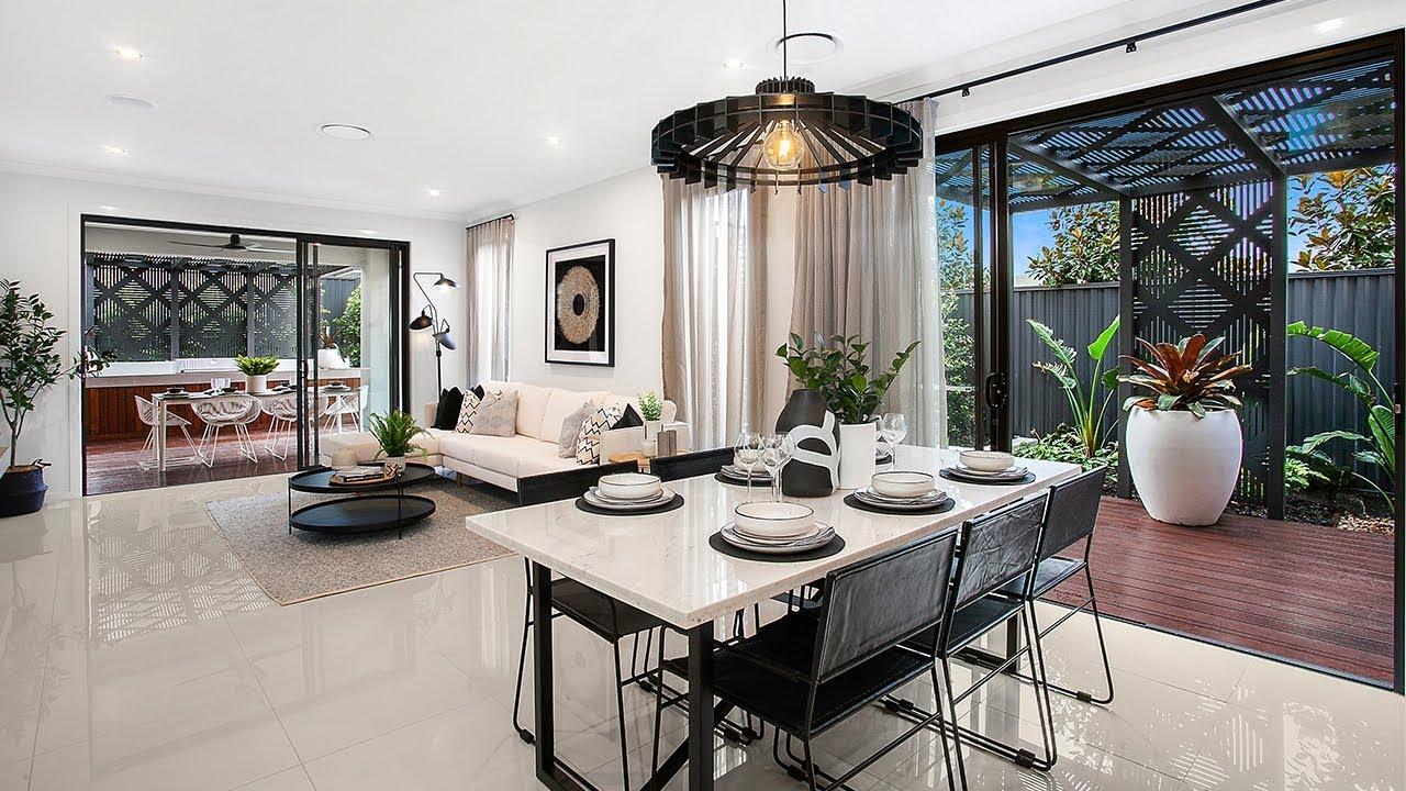 Feature Home Design Dualocc By Metricon The Grange