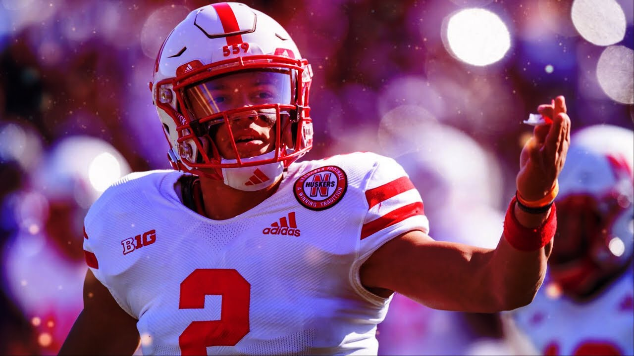 Adrian Martinez Nebraska QB ULTIMATE Season Highlights 2018!
