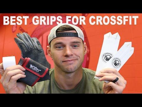 BEST CROSSFIT HAND GRIPS | Natural Grips Vs. Woodies Vs. Rage Gymnastic Grips