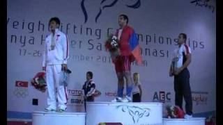 VICTORIOUS PERFORMANCE OF ARMENIAN ATHLETS IN ANTALYA, TURKEY