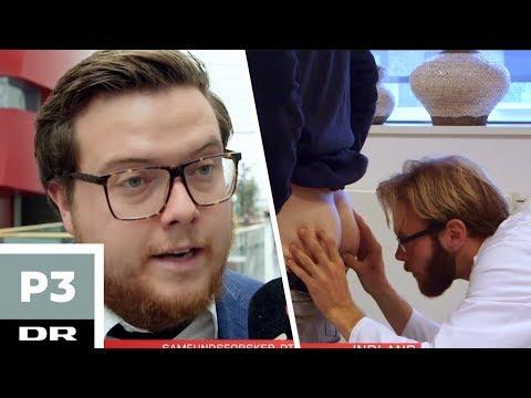 Flere og flere danskere har ondt i røven.