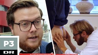 Flere og flere danskere har ondt i røven   DR P3
