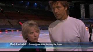 Battle of the Blades: NHL's Ron Duguay and World Vision Team Up | World Vision