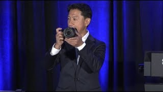 Introducing the RX10 IV  |  Sony Digital Imaging Press Conference