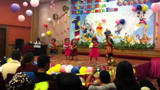 Twinkle-Twinkle Little Star & Bangun Pagi Gosok Gigi by Noor Emmily & Friends